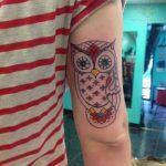 Owl tattoos