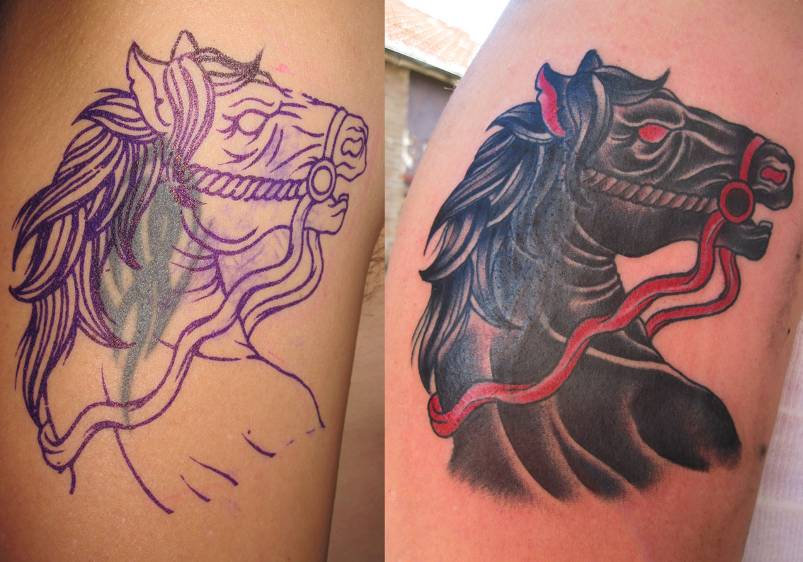 Cover up tattoos | Tattoo Ideas