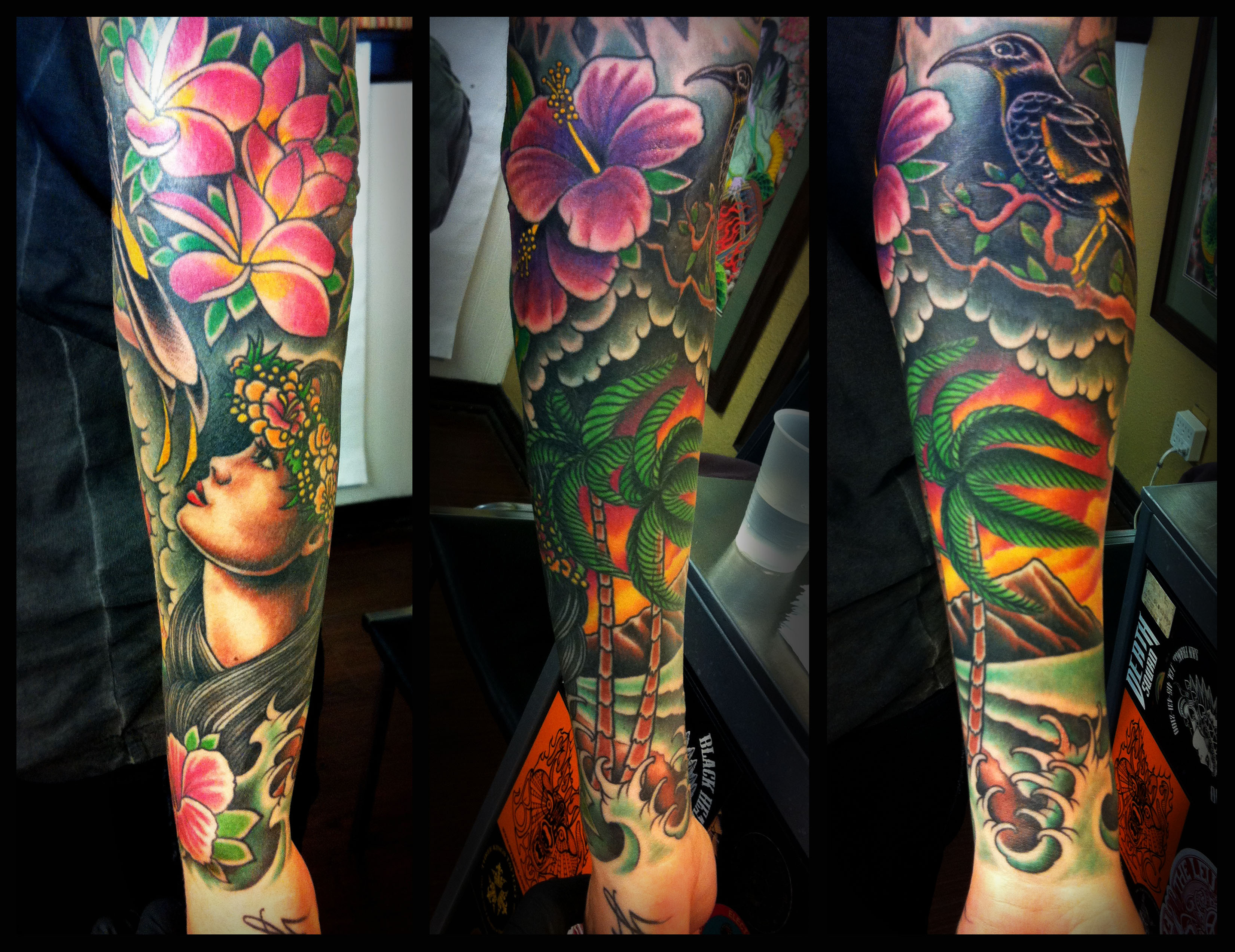 Half Sleeve Cover Up Tattoo Cover Up Sleeve 9 Half Sleeves For The
