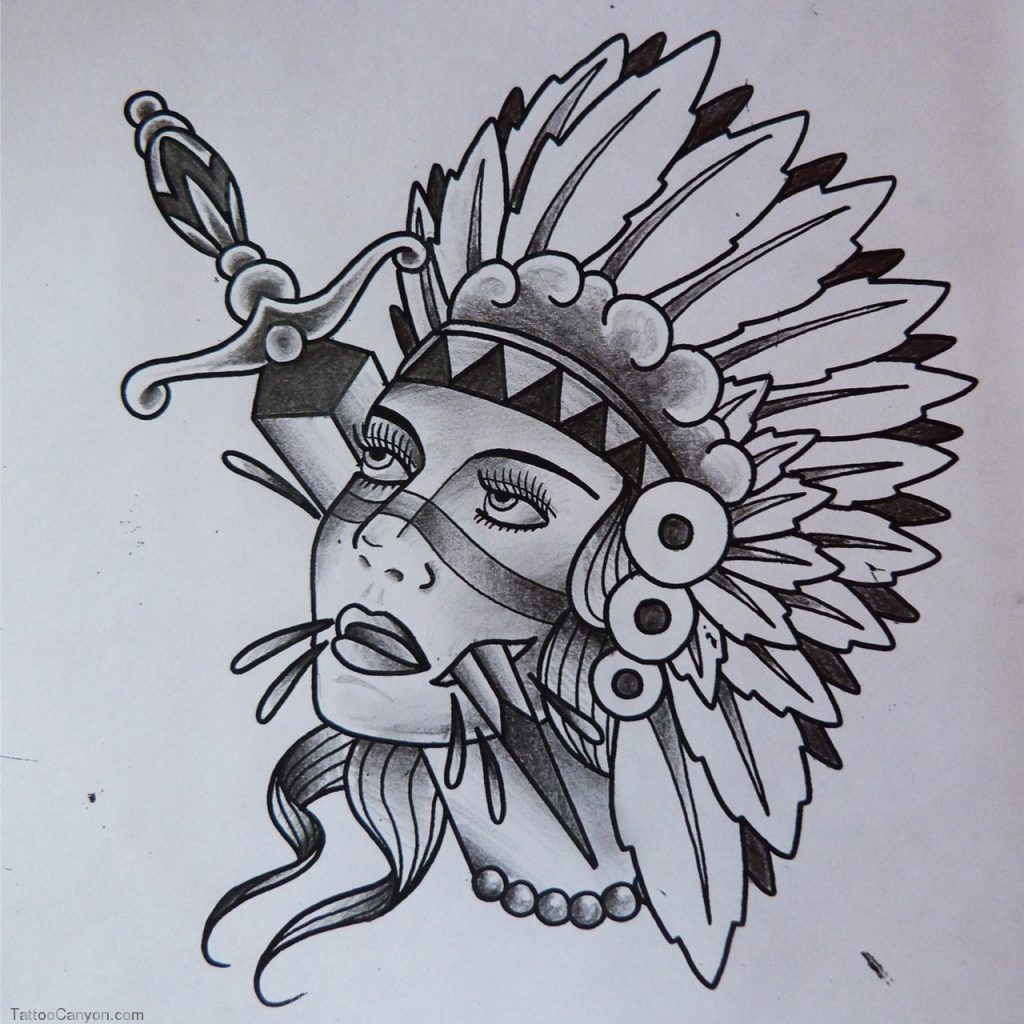 Old school tattoos tattoo ideas for Old school female tattoos